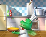 Happy kitchen online dinoszaurusz j�t�k