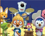 Sort my tiles Pororo online